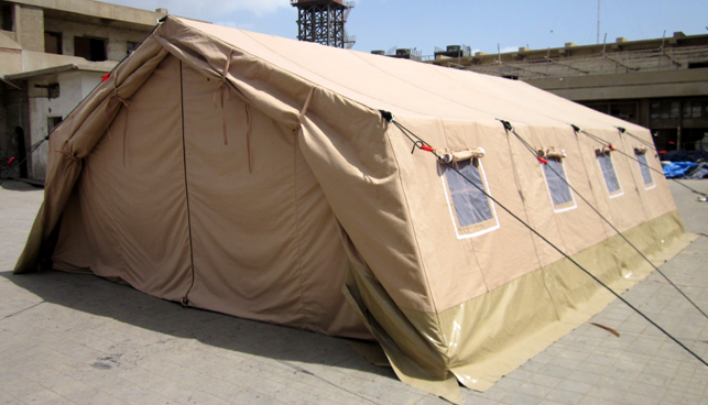 & Military Tents - Nizam Canvas
