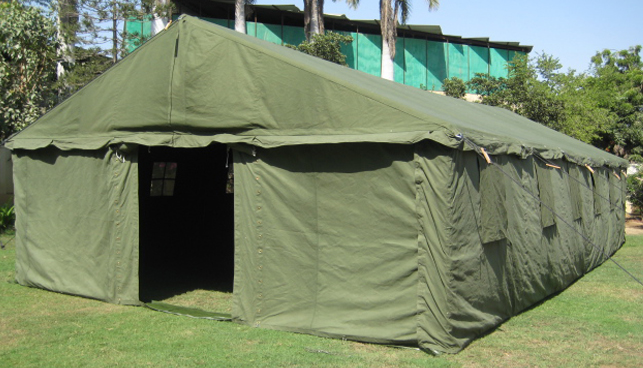 Temper Hospital Tent & Military Tents - Nizam Canvas