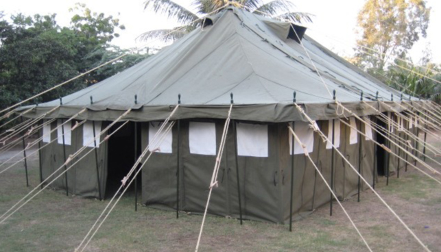 Universal Marquee & Military Tents - Nizam Canvas